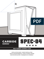 Carbide Series Spec04 Installguide