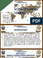 Exportacion de Cafe - VR