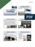 Portos e vias navegaveis - Aula 04