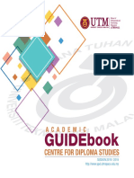 Academic Guide Book Ppd Space Session 20182019