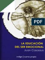 Casassus Juan La Educacion Del Ser Emocional