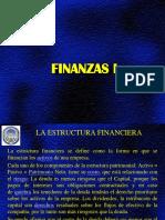ESTRUCTURA FINANCIERA (Prof. Hugo Hara Calvo)