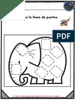 Trabajamos La Atención Con Elmer El Elefante 2018 Parte5