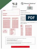MMPI-2. Hoja de respuestas.pdf