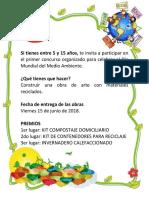 Concurso Día Del Medio Ambiente_Felipe