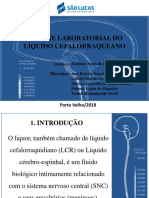ANÁLISE LABORATORIAL DO LÍQUIDO CEFALORRAQUEANO.pptx