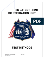 Latent Print Test Methods 10-05-17