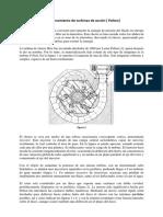 6.2 Principios de Funcionamiento de Turbinas de Accion ( Pelton ) .