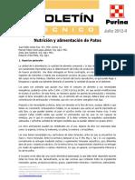 12-07 Patos - Nutricion y Alimentacion patos.pdf