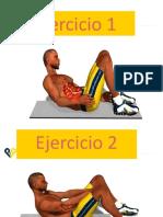 Ejercicios abdominal
