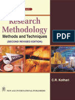 Research Methodology - Methods and Techniques 2004.pdf