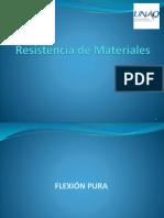 Resistencia de Materiales (Flexion Pura)