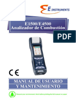 1.4 Manual Usuario Analizador de Gases E1500