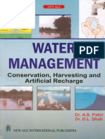 Water Management - Conservation, Harvesting and Artificial Recharge.pdf