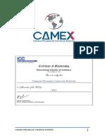 guía de certificación camex