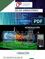 Analisis de Vibracion