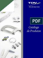 Catálogo TDV