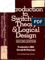 HillPeterson IntroductionToSwitchingTheoryLogicalDesign Text