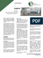 API Oil Water Separator Discussion 2013