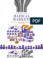 Glen Weyl-Radical Markets Uprooting Capitalism and Democracy for a Just Society