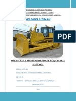 Zavaleta Trelles Opema - Bulldozer d155ax-3