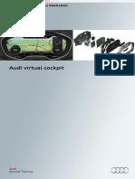 SSP 994628AG Audi Virtual Cockpit