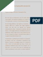 Paz María Aburto - (Foto)Grafía (Ideo)Lógica y Logotipo Público (Inter)Nacional