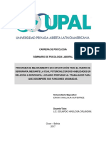 Psicologia de Laboral Nuevo.
