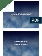 Manufactura Esbelta S-f