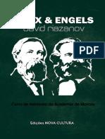 [Riazanov] Marx & Engels