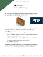 Cavity Walls- Construction Details and Advantages 2