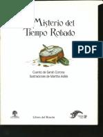 El misterio del Tiempo Robado, Sarah Corona; ilus. Martha Avilés. -Mexico SEP C.E.L.T.A. Amaquemecan, A.C.%.pdf
