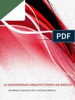 Arquitectura Contemporanea en Mexico