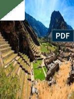 Andenes de Ollantaytambo - Agricultura Inca