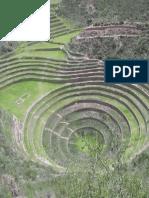 Moray - Centro Experimental Agrícola Inca.