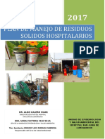 Resi Duos Solid Os Hospital a Rios