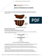 Settlement Reducing Piles in Piled Basements and Shafts