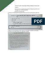 Quy-tắc-trình-bày-danh-mục-tham-khảo-trong-nghiên-cứu-khoa-học