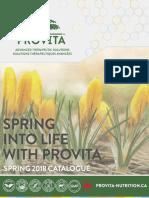 Provita WS18 Catalogue