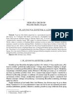 Platonova estetika lepog - Grubor.pdf