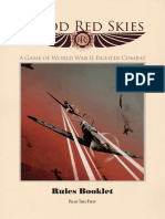 Blood Red Skies Rulebook