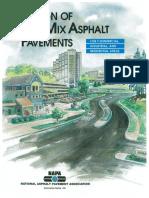 Design of Hot Mix Asphalt Pavements