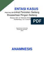 Febrianty - Asma Bronkial PPT