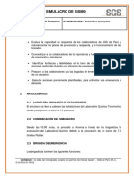 Informe de Simulacro Sgs d Oi p 35 01 Rv02