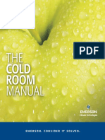 A Cold Room Manual