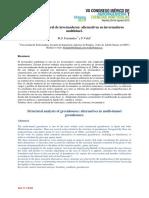 Analisis Estructural de Invernaderos
