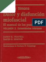 DOLOR Y DISFUNCIÓN MIOFASCIAL VOL.2