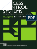 Jovic 1992 Process Control Systems Principles of Design Operation and Interfacing