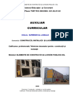 Elemente de Constructii Si Lucrari Publice_L. Glodean