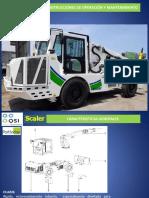 Instrucciones de Operación y Mantenimiento Scaler Partindus